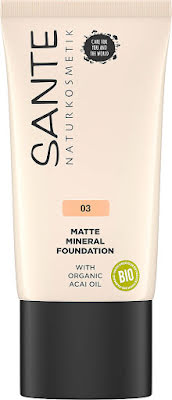 Matte Mineral Foundation 03 Neutral Beige