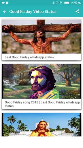 Good Friday Video Status Song 2019 screenshot 2