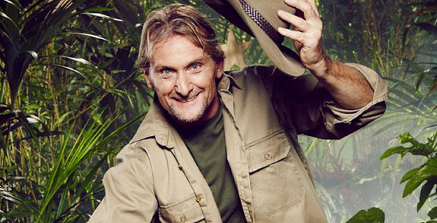 Carl Fogarty airlifted to hospital