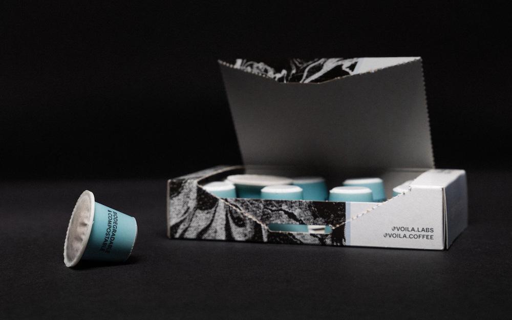 voila.labs coffee capsules