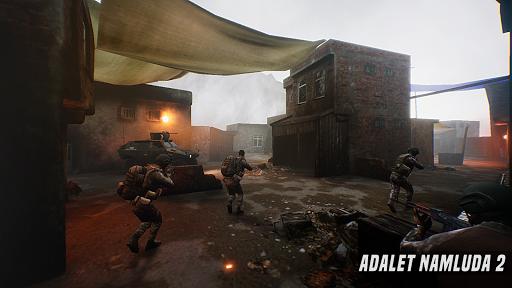 Justice Gun 2 apkpoly screenshots 14