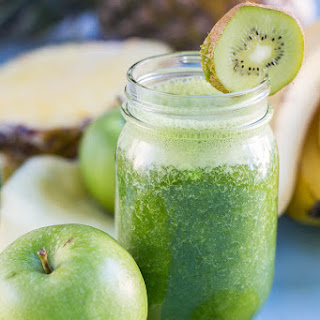 Super Green Apple Smoothie