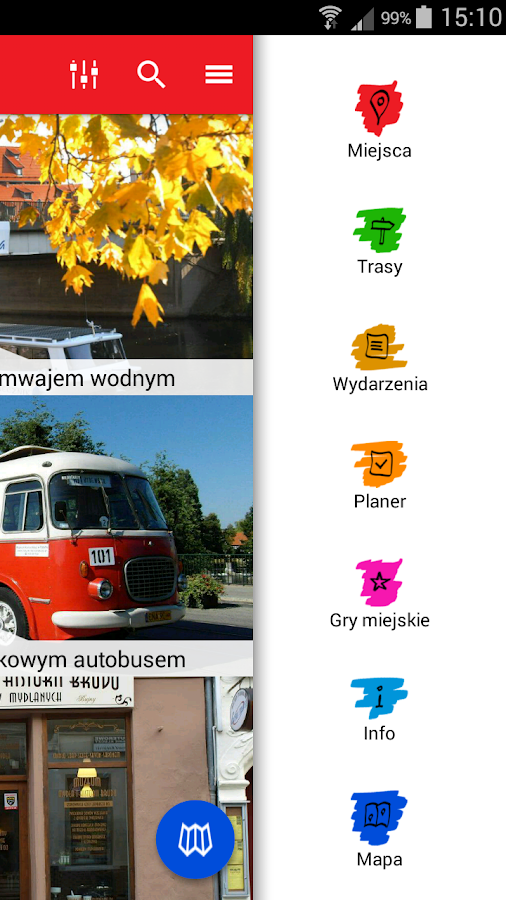 Official Bydgoszcz App- screenshot