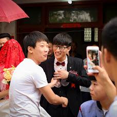 婚礼摄影师Xiang Xu(shuixin0537)。29.12.2017的照片