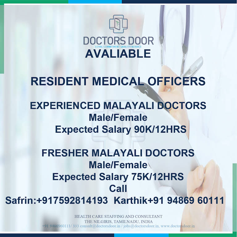 DOCTORS DOOR HEALTH CARE STAFFING AND CONSULTANT