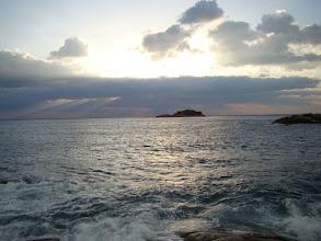 Photo: Morgens 6 Uhr am Strand - einmal im Japanischen Meer baden