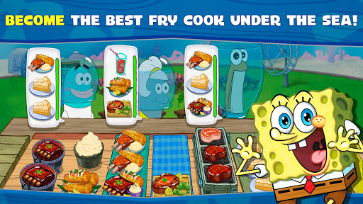 SpongeBob: Krusty Cook-Off 1.0.21 Screenshots 1