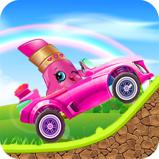 Racing Of Shopkins In shopville