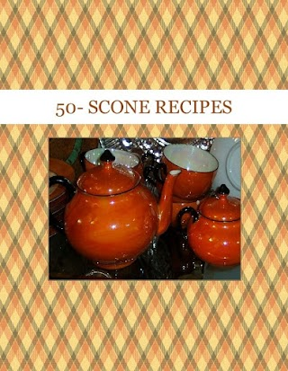 50- SCONE RECIPES