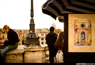 Photo: Open air gallery