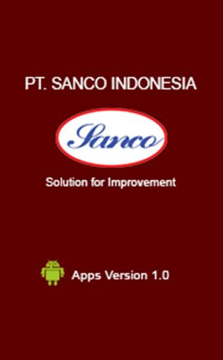 PT. Sanco Indonesia- screenshot