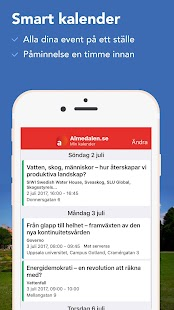 Almedalen – Program 2017- screenshot thumbnail