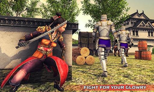 Télécharger Code Triche Superhero Mutant Ninja Battle : City Rescue Fight MOD APK 1