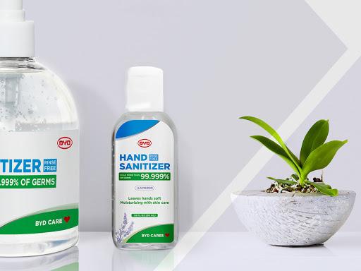 FREE Hand Sanitizer After Office Depot Rewards (Up to $7 Value)