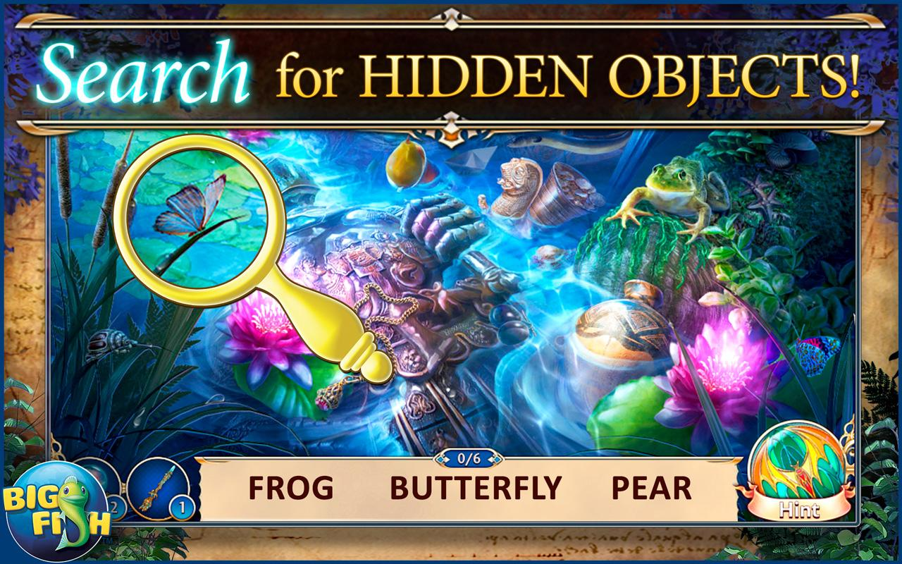 Midnight Castle: Hidden Object - screenshot