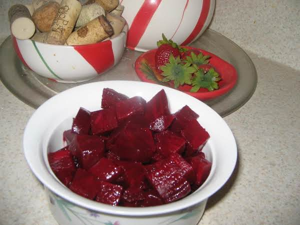 Deviled Beets Recipe