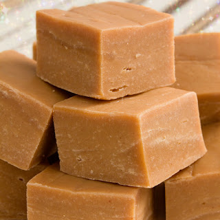 Madam Rosmerta's Butterbeer Fudge