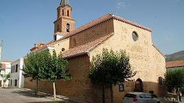 Iglesia de San Andrés de Fondón.