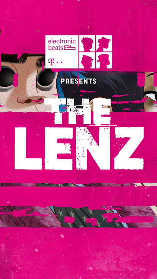 The Lenz by Electronic Beats.- screenshot