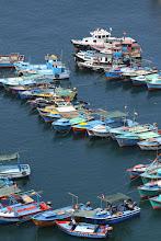 Photo: Embarcaciones pesqueras en el puerto de Matarani Quilca - Matarani 23-25 de Nov. (2013)