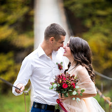 Wedding photographer Nadya Vanil (vanil). Photo of 18.10.2017