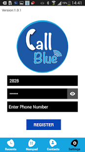 CallBlue- screenshot thumbnail
