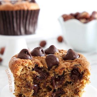 Paleo Hazelnut Muffins (grain-free, gluten-free, dairy-free)
