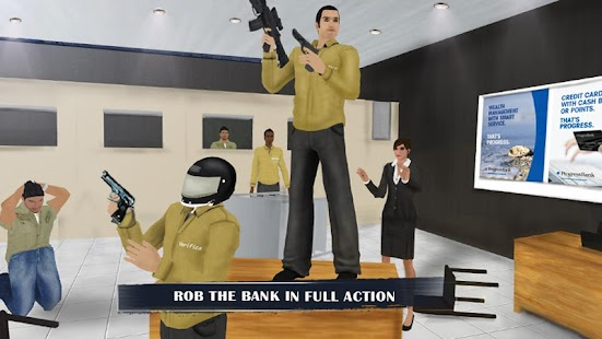 Robbery Master Crime Squad- screenshot thumbnail