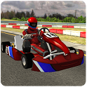 Go Kart Extreme Stunt Racing simulator 2017 icon
