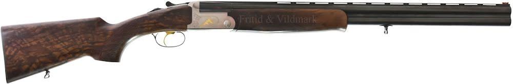 Hagelgevär Jaguar FX Wood UL, Kort kal 12