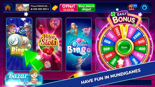 MundiGames - Slots, Bingo, Poker, Blackjack & more 1.7.16 screenshots 16