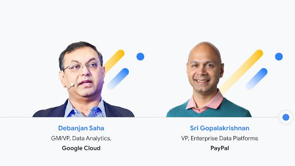 Data Cloud Summit '21 で Debanja Saha と Sri Gopalakrishnan 氏が語る