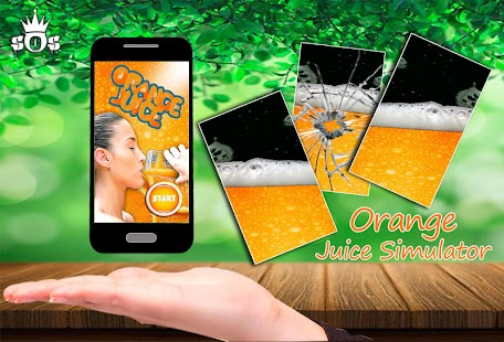 drink orange simulator - náhled