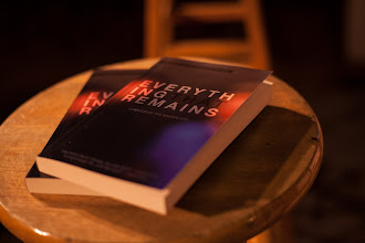 Photo: Everything That Remains on a stool (photo by Spyr Media)