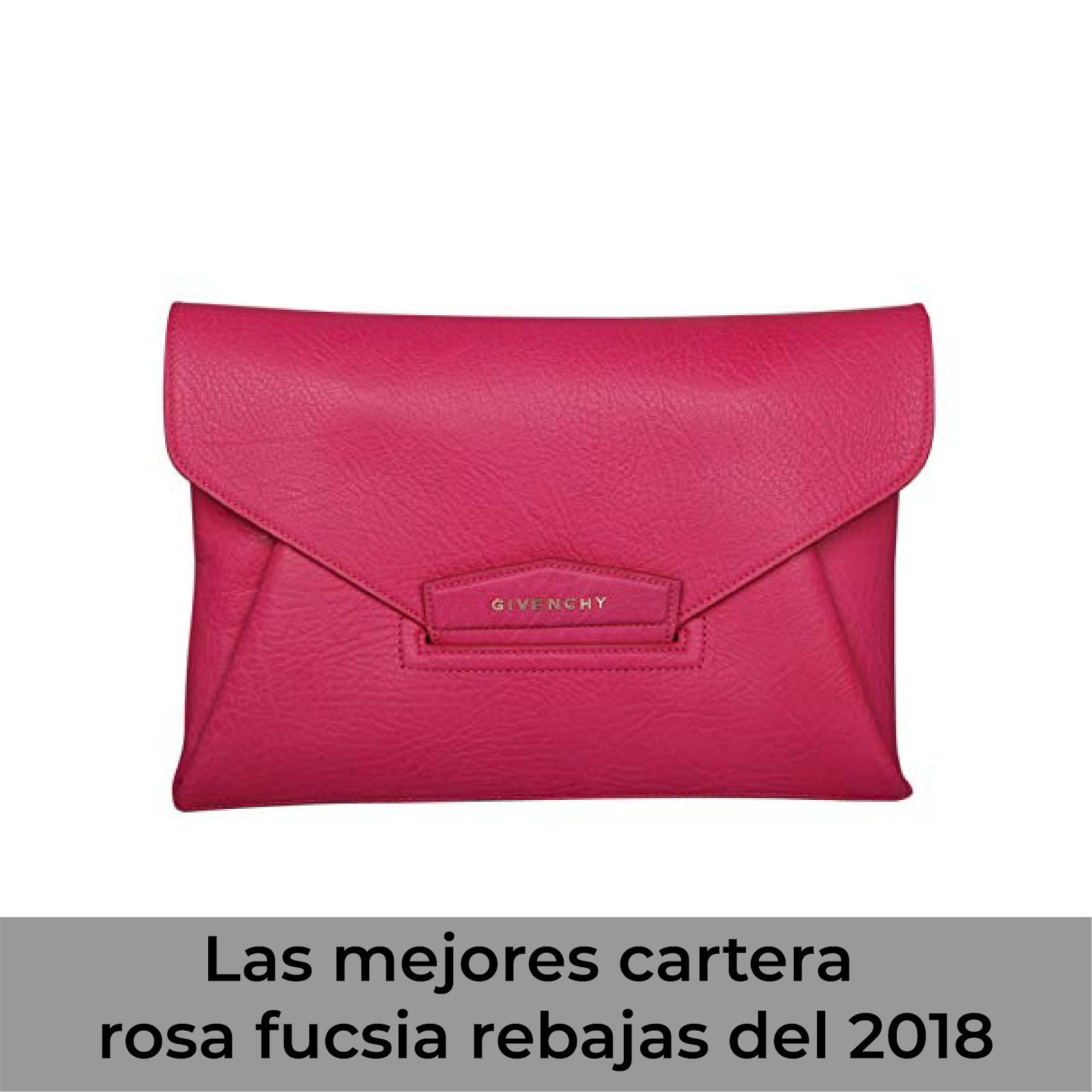 ebea74ad2 Cartera rosa fucsia - Luce como una estrella - TusMaletas.net