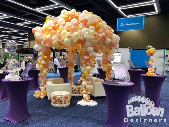 conference displays