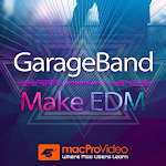 Make EDM Course For GarageBand Icon