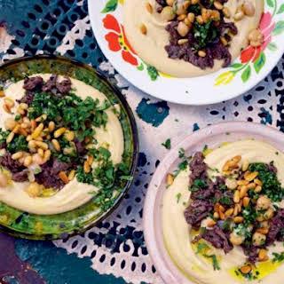 Basic Hummus from 'Jerusalem'.