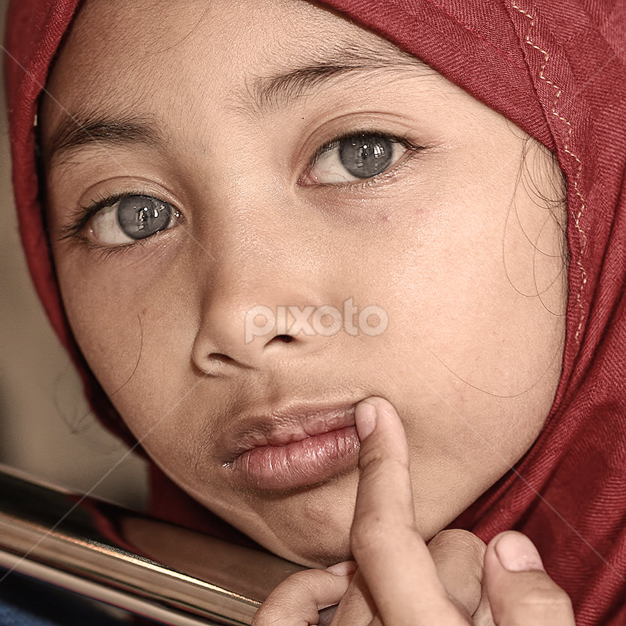 Nabila by Ganjar Rahayu - Babies & Children Child Portraits ( children )