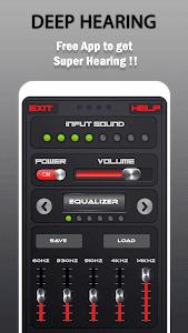 Deep Hearing : Super Ear Tool 1.0