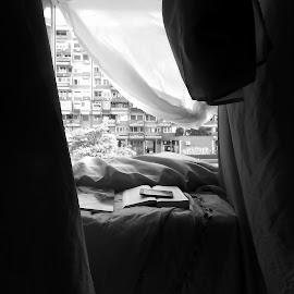 by Slavica Trajkovic - Black & White Objects & Still Life