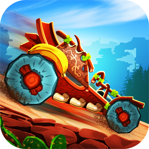Prehistoric Run Racing (game)