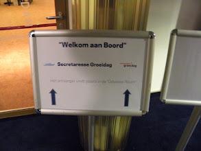 Photo: Secretaresse Groeidag: Welkom aan boord