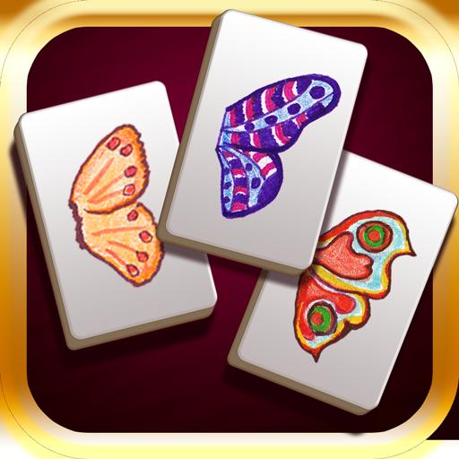 Mahjong Butterfly - Kyodai Zen 棋類遊戲 App LOGO-硬是要APP