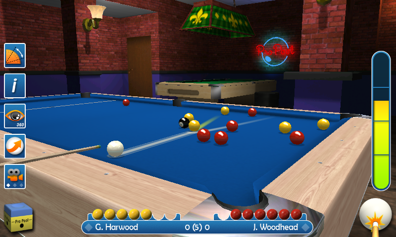 Pro Pool 2018 Screenshot 6
