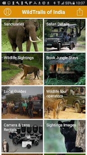 WildTrails India - Wildlife- screenshot thumbnail