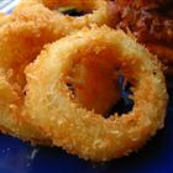 Old Fashioned Onion Rings Recipe