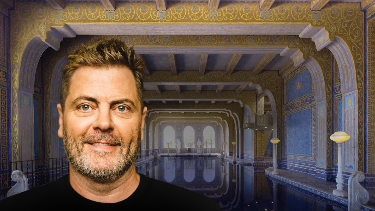 The History of Home Narrated by Nick Offerman