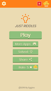 Just Riddles - Ad Free Screenshot
