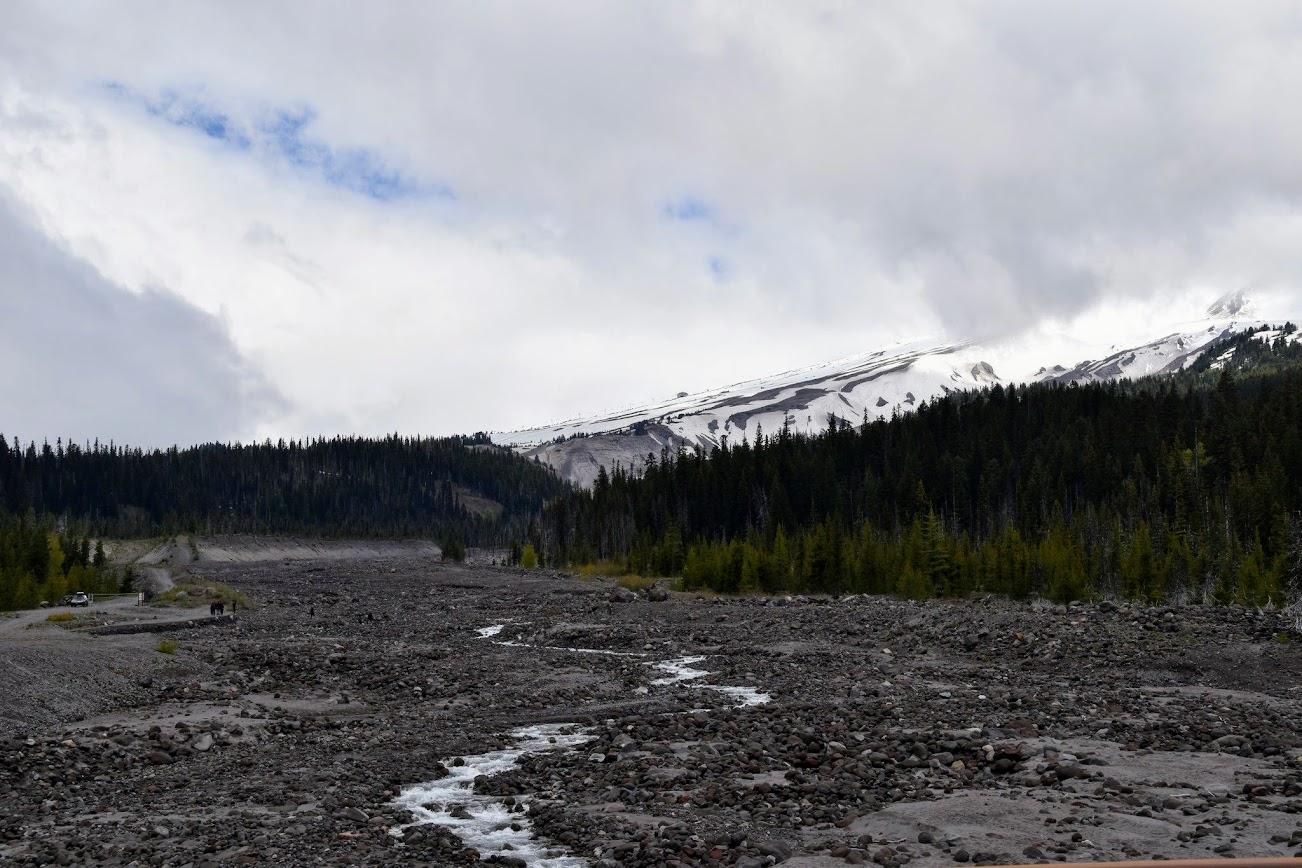 Monte Hood Oregón